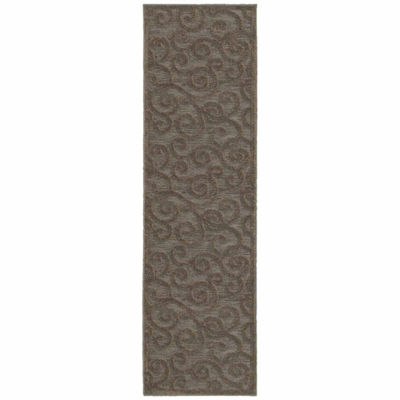 Covington Home Natalia Scrolls Rectangular Rugs