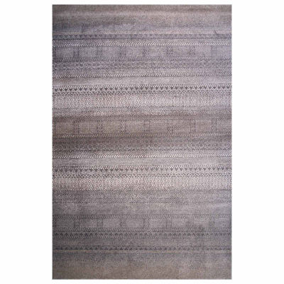 La Rugs Tibet Pattern Ii Rectangular Runner