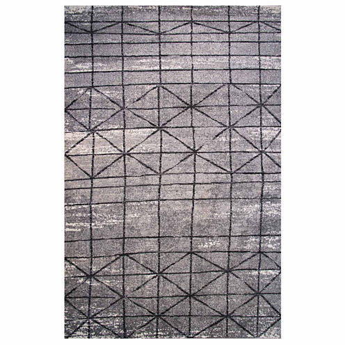 La Rugs Tibet Pattern Iii Rectangular Runner
