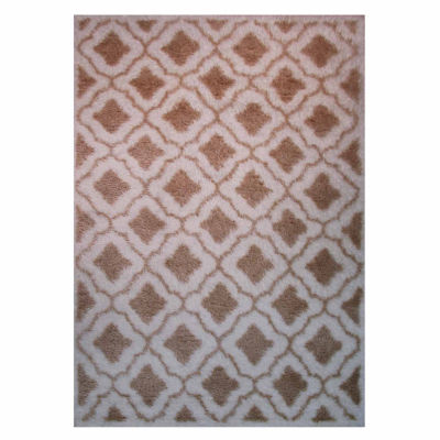 La Rugs Touch Pattern Iv Rectangular Runner