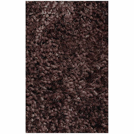 La Rugs Super Shag Iii Shag Rectangular Indoor Rugs