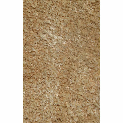 La Rugs Super Shag Iv Shag Rectangular Indoor Rugs