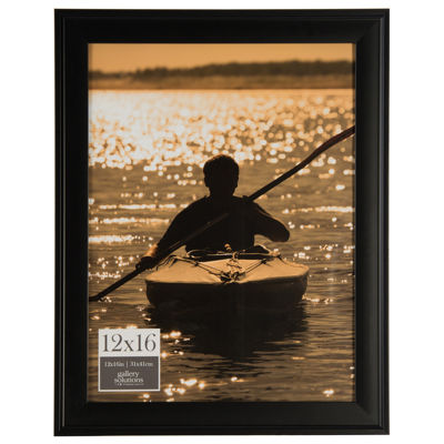 12x16 Black Photo Frame