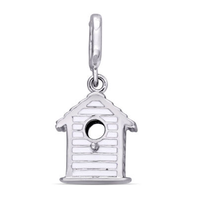Laura Asley Secret Garden Collection Sterling Silver Charm