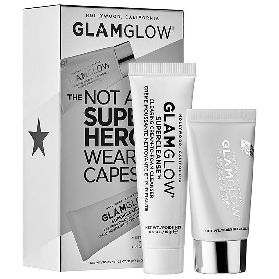 GLAMGLOW The Not All Heroes Wear Capes Set