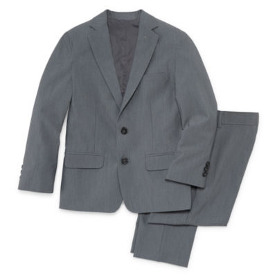 Van Heusen Boys 2pc Suit Set 8-20 - Reg