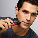 Braun Series 3 Rechargeable Electric Foil Shaver Red