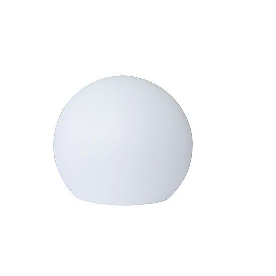 "Ore International 12"" Led Multi-Color Globe Flat Bottom Lamp"