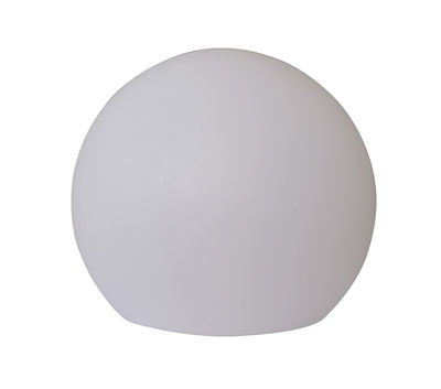 "Ore International 16"" Led Multi-Color Globe Flat Bottom Lamp"