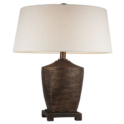 "Ore International 30"" Kayan Table Lamp"