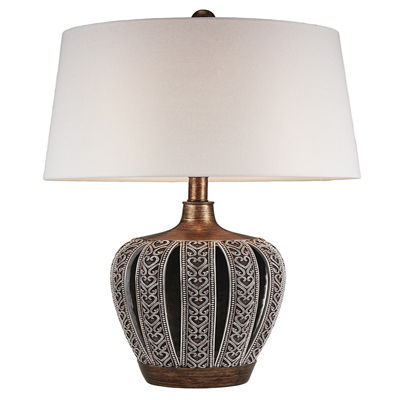 "Ore International 28.25"" Everly Table Lamp"