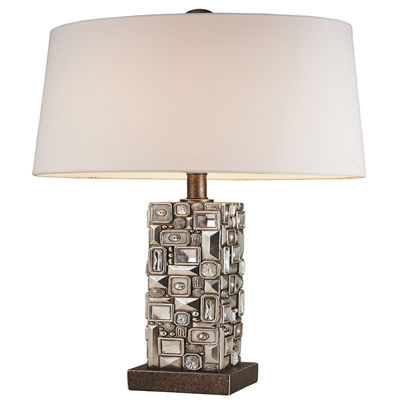 "Ore International 28"" Sierra Table Lamp"