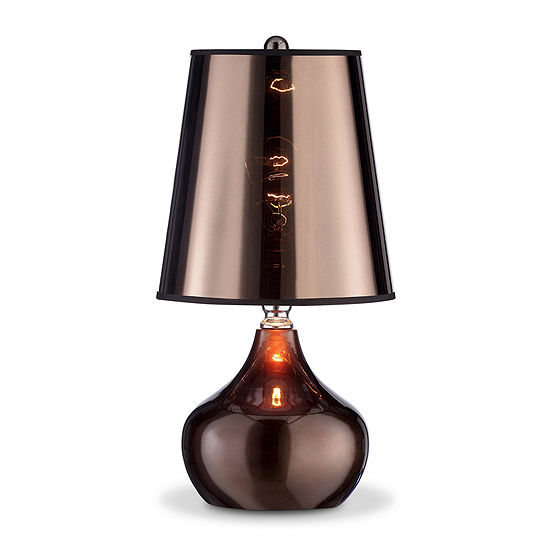 Ore International 18 Luster Touch On Table Lamp