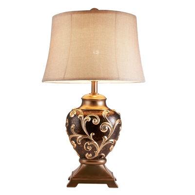 "Ore International 29.5"" Odysseus Baroque Table Lamp"