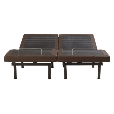 Adjustable Metal Split King Bed Frame