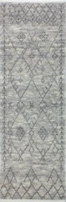 Yasmine 100% Wool Hand Knotted Area Rug