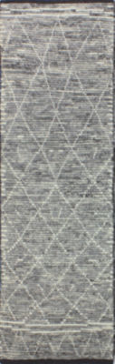 Nadia 100% Wool Hand Knotted Area Rug