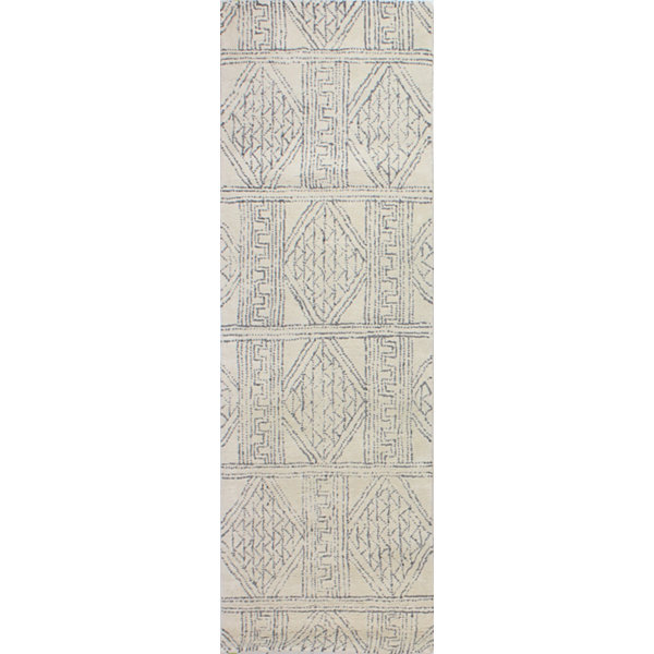 Exeter 100% Wool Hand Tufted Area Rug