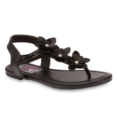 Olivia Miller Choux Girls Strap Sandals - Little Kids/Big Kids