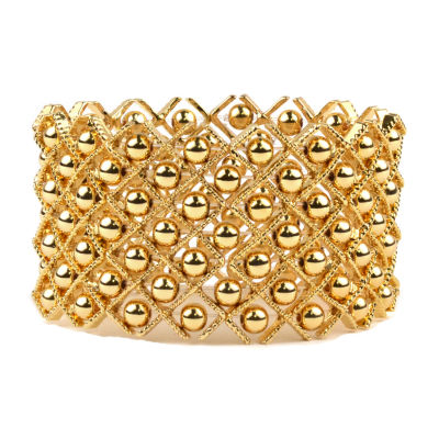 Bold Elements Stretch Bracelet