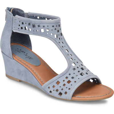 Eurosoft Womens Mesa Wedge Sandals