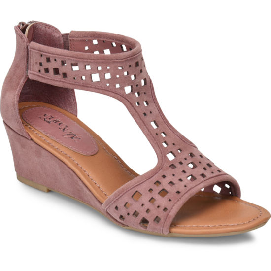 Eurosoft Mesa Womens Wedge Sandals