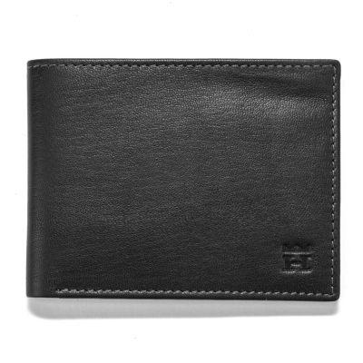 Haggar® Smooth Leather Passcase Wallet