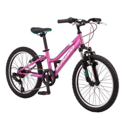 "Schwinn High Timber 20"" Girls Mountain Bike"