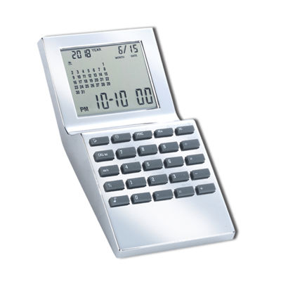Natico Time Clock and Calculator