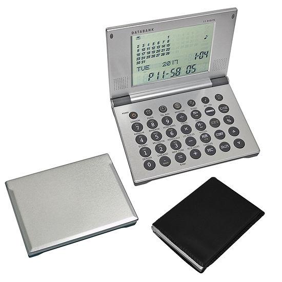 Natico Multifunctional Alarm Clock with Databank