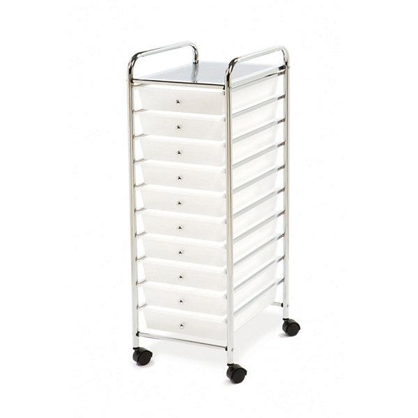 Seville Classics  Drawer Organizer Cart