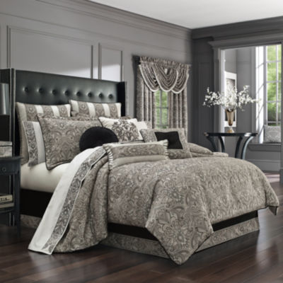 Queen Street Carleigh 4-pc. Comforter Set