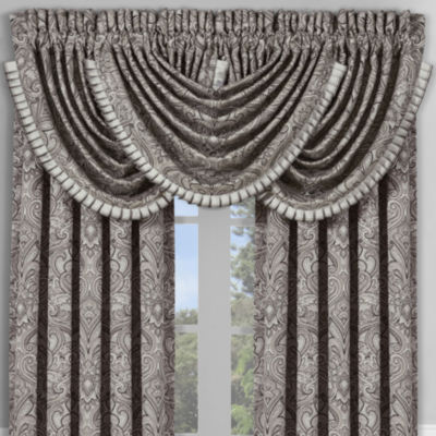 Queen Street Carleigh Waterfall Valance