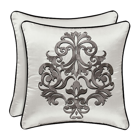 Queen Street Carleigh Square Throw Pillow