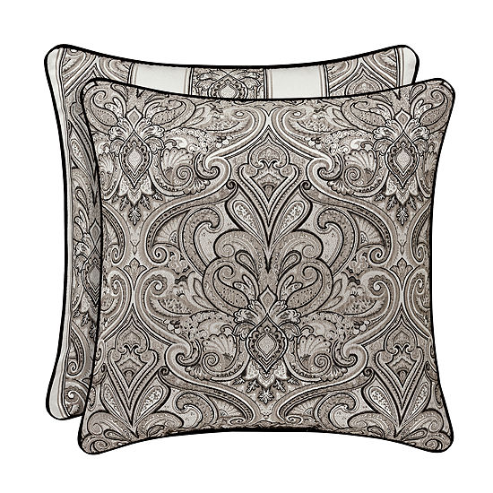 Queen Street Carleigh 20x20 Square Throw Pillow