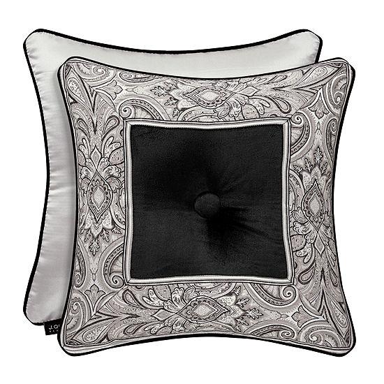 Queen Street Carleigh 18 Inch Square Throw Pillow