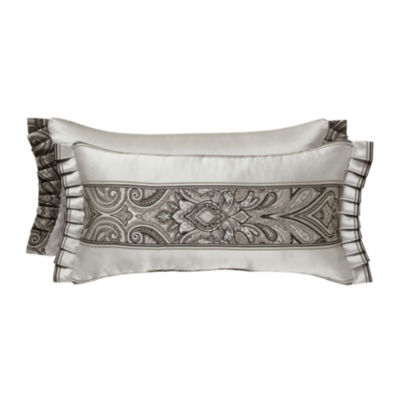 Queen Street Carleigh Boudoir Rectangular Throw Pillow
