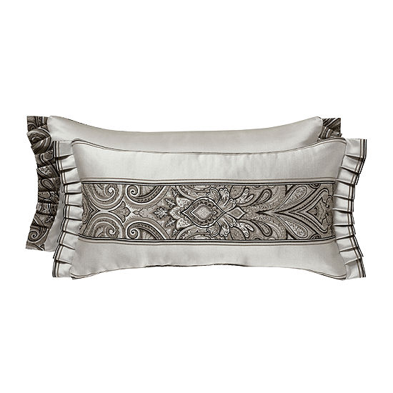 Queen Street Carleigh Rectangular Throw Pillow