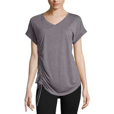 Xersion Studio Side Ruched T-Shirt