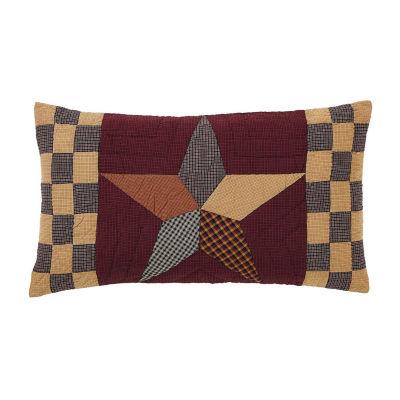 Ashton And Willow Folksway Star Reversible Pillow Sham
