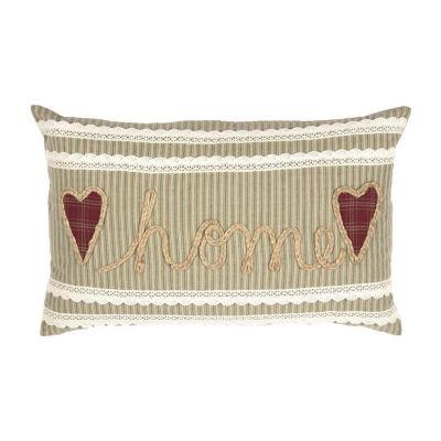 Ashton And Willow Cottage Path 14x22 Lumbar Pillow