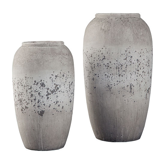 Signature Design By Ashley® Set of 2 Dimitra Vases