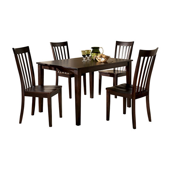 Signature Design by Ashley® Hyland 5-Piece Dining Set