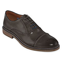 JCPenney deals on Stafford Mens Jahil Oxford Shoes