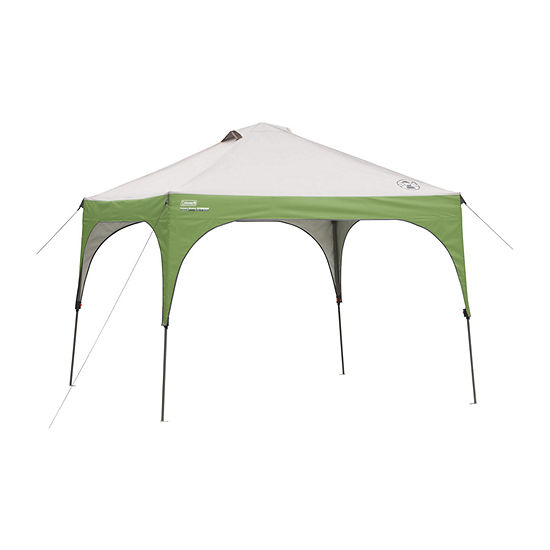 Coleman 10 x 10 Instant Shelter with UPF 50+ Sun Protection