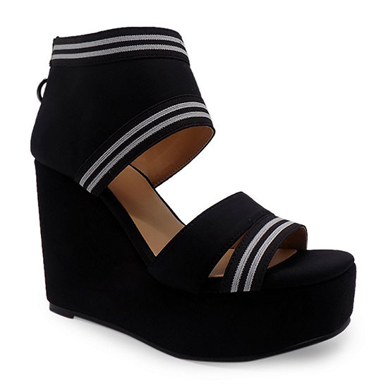 Dolce By Mojo Moxy Womens Mvp Wedge Sandals
