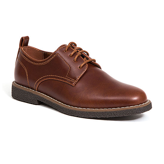 Deer Stags Zander Oxford Lace-up Shoes-Little Kid/Big Kid Boys
