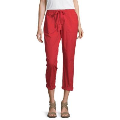 Liz Claiborne Petite Cropped Pants