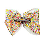 JoJo Siwa Sprinkle Print 16th Birthday Bow Cupcake Heart Motif
