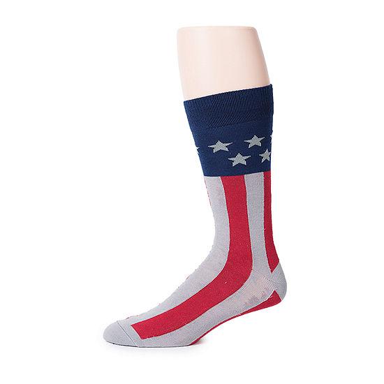 Reckless 1 Pair Crew Socks Mens